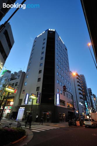 Appartamento per 1 persona a Tokyo. Wifi!