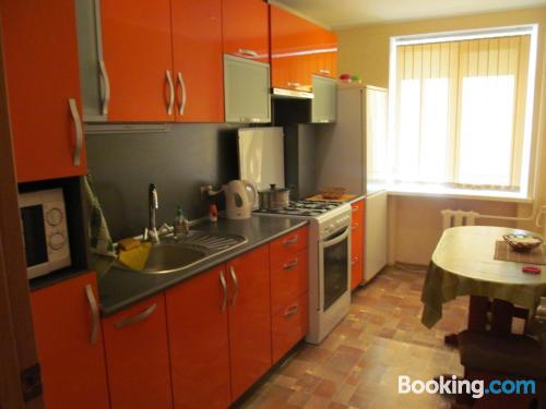 Apartment in Maladzyechna. For couples