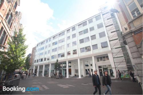 Apartment for 2 in Leuven with internet