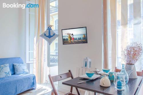 Apartment for couples in Nice in central location