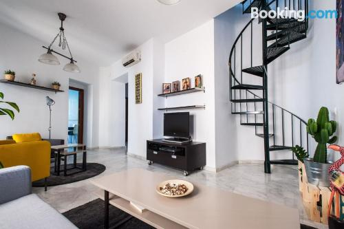 Appartamento cani ammessi a Siviglia. Terrazza e Wifi