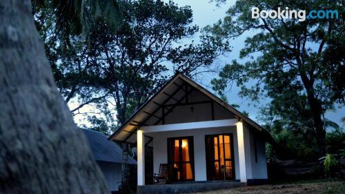 Apartamento con vistas y wifi en Udawalawe. Apto para animales