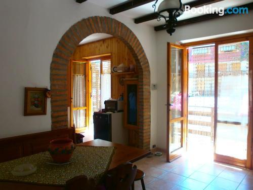 Apartamento en Fiuggi. ¡Perfecto para cinco o más!