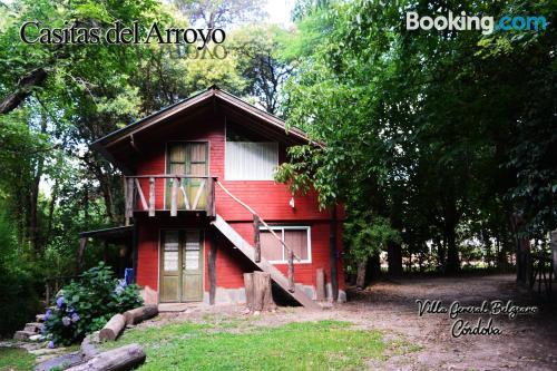 Homey home in Villa General Belgrano with terrace