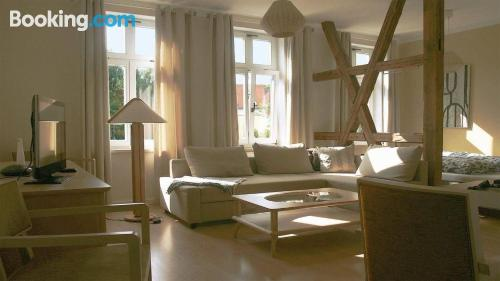 Large apartment in Erfurt with heat