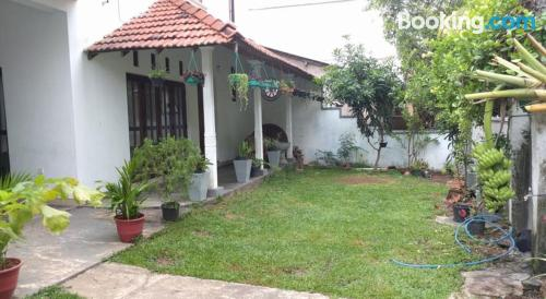 Estudio con todo en Negombo
