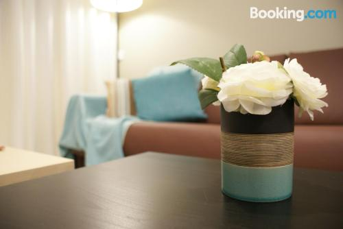 Stay cool: air apartment in Albacete in perfect location