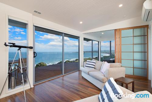 Apartment in Apollo Bay with terrace