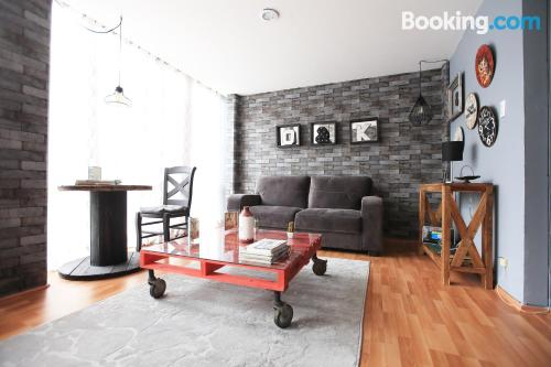 Apartamento ideal para familias en Ciudad de Mexico con internet