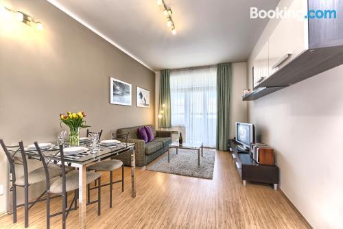 Apartment in Prague. Ideal!