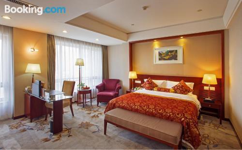 Pequeño apartamento parejas en Qingdao