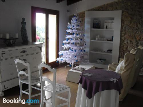Apartment with terrace. Great for families
