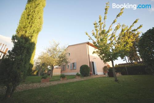 Stay in Colle Val d'Elsa. Family friendly place!
