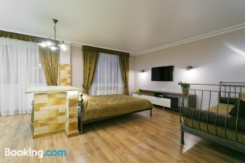Independent place for one person in Minsk.