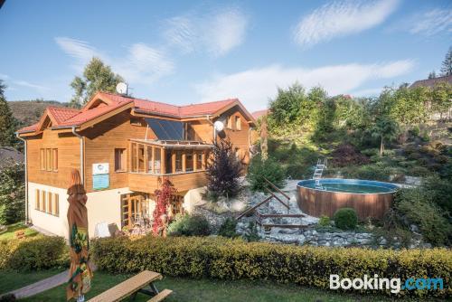 Apartamento en Mlynky  con piscina