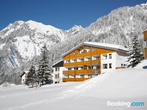 Pequeño apartamento dos personas en Wald am Arlberg