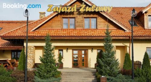 Apartamento para dos personas en Elbląg