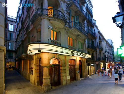 Apartment for 2 people in Barcelona in central location