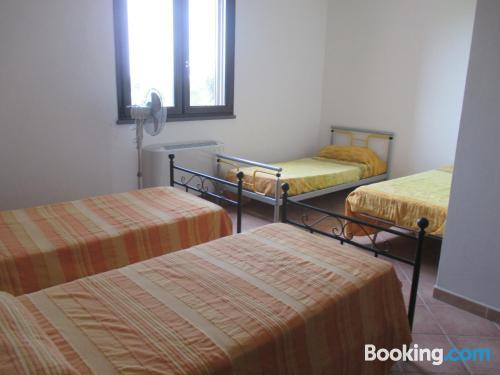 Small apartment. Sleeps 2 people