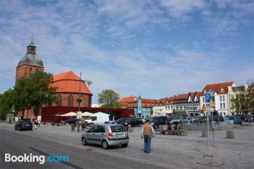 Cómodo apartamento de dos dormitorios en Ribnitz-Damgarten