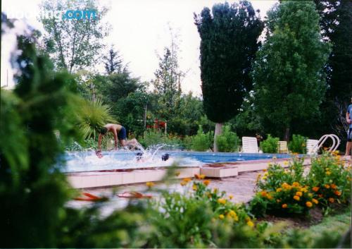Apartment with terrace. Enjoy your swimming pool in Valle Hermoso!