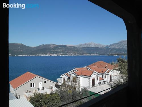 Place in Tivat with terrace