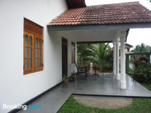 Stay in Tangalle. Pet friendly!.
