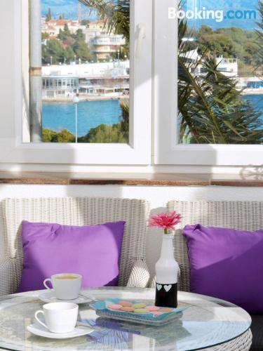 Amplio apartamento de dos habitaciones en Split