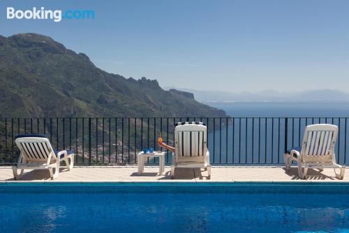 Tiny studio. Enjoy your pool in Ravello!