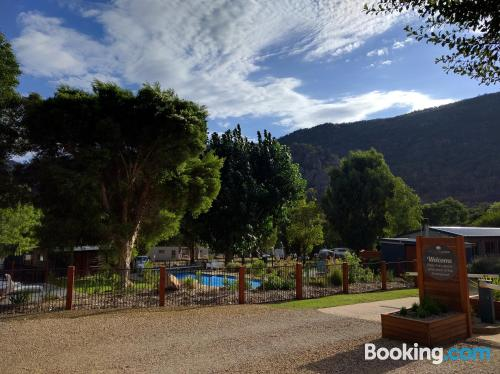 Home in Halls Gap. Great!
