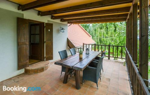Place in Tagyon with terrace