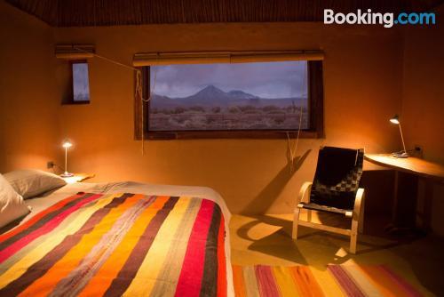 Apartamento para parejas en San Pedro de Atacama con conexión a internet