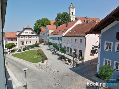 Gran apartamento en Bad Birnbach. ¡50m2!