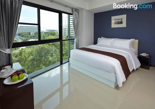 Apartamento perfecto en Bangkok
