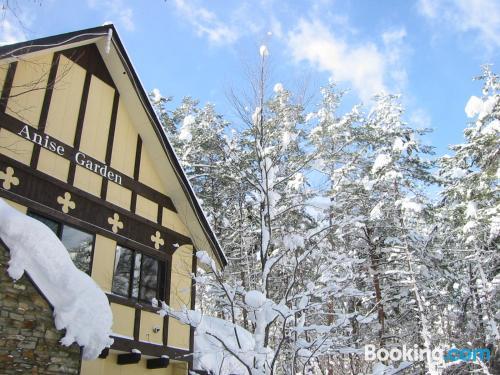 Apartment with terrace. Hakuba experience!