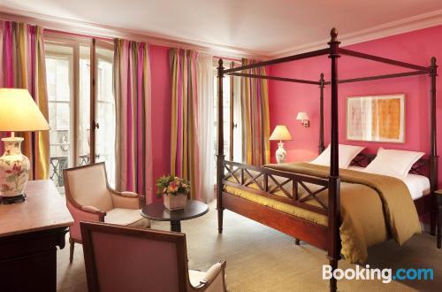 Place in Paris. Convenient for two!
