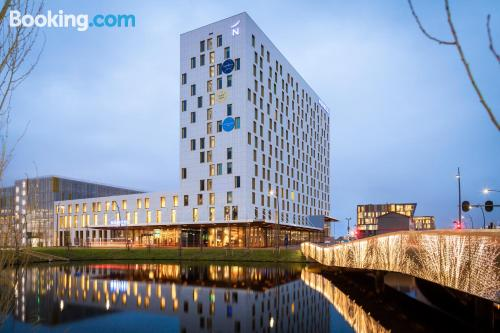 Stay in Hoofddorp. For two people