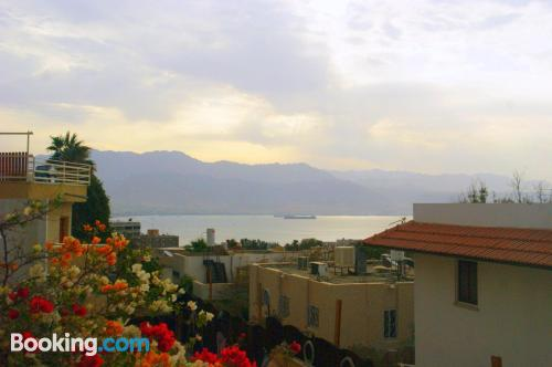 Apartment with internet. Eilat calling!