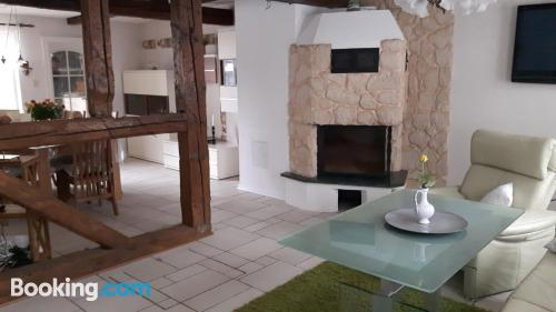 Child friendly apartment with terrace