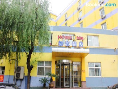 Apartamento para dos personas en Jinan