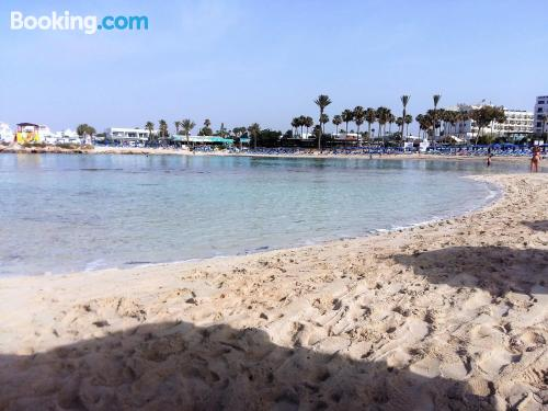Place with wifi. Ayia Napa at your hands!