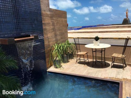 Apartamento en Fortaleza con wifi