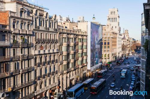 Apartment in Barcelona in center