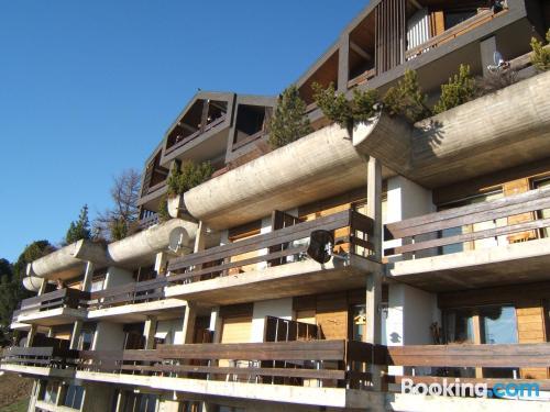 Cómodo apartamento de dos habitaciones en Les Collons