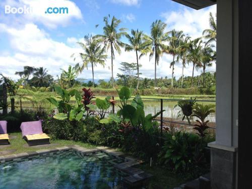 Apartamento con vistas en Tegalalang