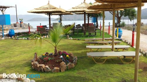 Elounda is yours! With wifi and terrace