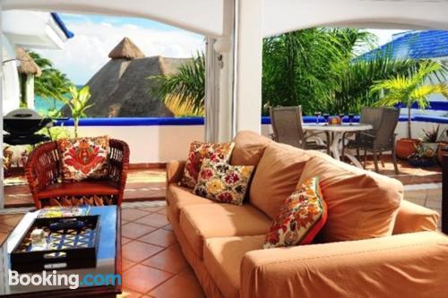 Home in Playa del Carmen in central location
