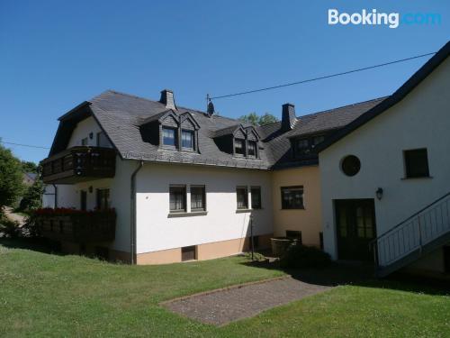 Dream in Eschfeld with two bedrooms