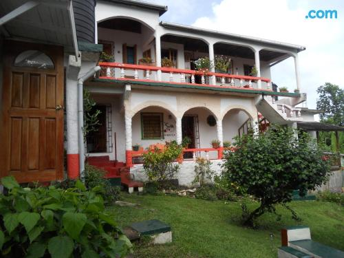 Home for one person in Port Antonio with internet