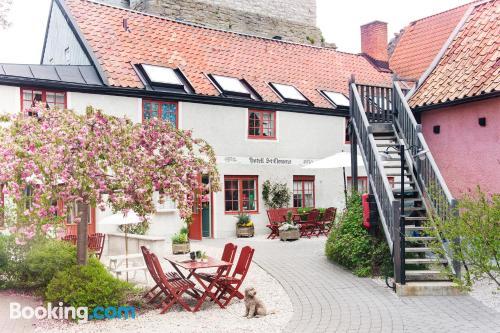 Apartamento para dos personas en Visby